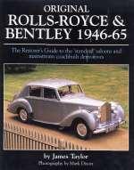 ROLLS ROYCE & BENTLEY 1946-65 ORIGINAL
