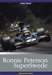 RONNIE PETERSON SUPERSWEDE