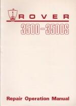 ROVER 3500 - 3500S