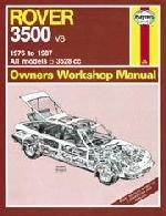 ROVER 3500 V8 (0365) CLASSIC REPRINT