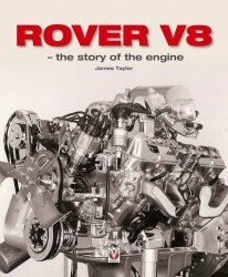 ROVER V8 THE STORY OF THE ENGINE