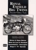 ROYAL ENFIELD BIG TWINS 1953-1970