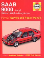SAAB 9000 4-CYL  1985 TO 1998 (C TO S REGISTRATION) (1686)