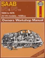 SAAB 95 & 96 V4 1966 TO 1976 (0198) CLASSIC REPRINT