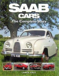 SAAB CARS THE COMPLETE STORY