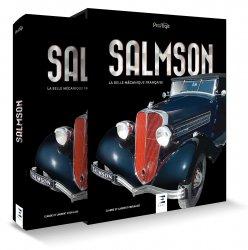 SALMSON LA BELLE MECANIQUE FRANCAISE (COFFRET)