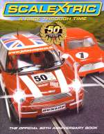 SCALEXTRIC A RACE THROUGH TIME