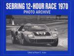 SEBRING 12 HOUR RACE 1970