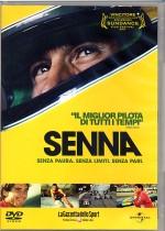 SENNA SENZA PAURA SENZA LIMITI SENZA PARI (DVD)
