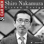 SHIRO NAKAMURA NISSAN DESIGN