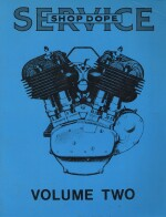 SHOP DOPE SERVICE VOLUME TWO