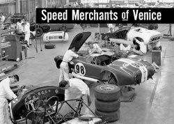 SPEED MERCHANTS OF VENICE