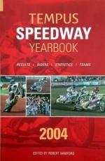 SPEEDWAY YEARBOOK 2004