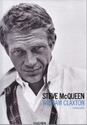 STEVE MCQUEEN WILLIAM CLAXTON PHOTOGRAPHS