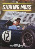 STIRLING MOSS MY CARS, MY CAREER