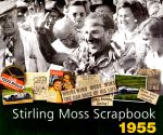 STIRLING MOSS SCRAPBOOK 1955
