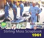 STIRLING MOSS SCRAPBOOK 1961