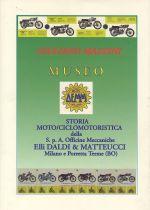 STORIA MOTO CICLOMOTORISTICA DEMM 1952-1982