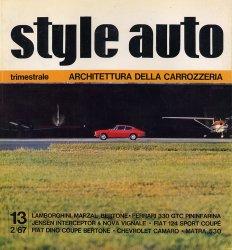 STYLE AUTO N.13