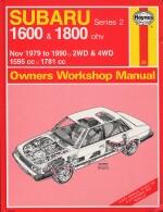 SUBARU SERIES 2 1600 & 1800 OHV (0995)