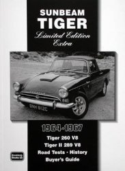 SUNBEAM TIGER 1964-1967