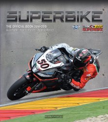SUPERBIKE 2014 2015 THE OFFICIAL BOOK