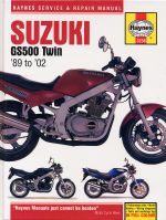 SUZUKI GS500 E  TWIN '89 TO '02 (3238)