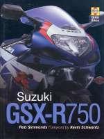 SUZUKI GSX-R750 (H821)