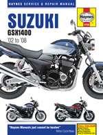 SUZUKI GSX1400 (02 - 07) (4758)