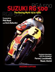 SUZUKI RG 500 - THE RACING MYTH 1974-1980
