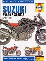 SUZUKI SV650 & SV650S (3912)