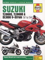 SUZUKI TL1000S, TL1000R & DL1000 V-STROM '97 TO '04 (4083)