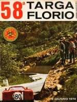 TARGA FLORIO 58^A 9 GIUGNO 1974