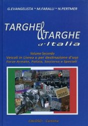 TARGHE & TARGHE D'ITALIA VOLUME SECONDO
