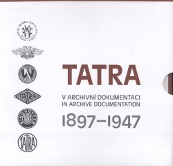 TATRA V ARCHIVNI DOKUMENTACI 1897-1947 (4 VOLL.)