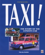 TAXI! THE STORY OF THE LONDON CAB