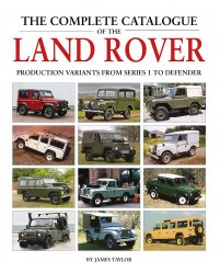 THE COMPLETE CATALOGUE OF THE LAND ROVER