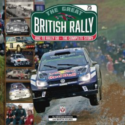 THE GREAT BRITISH RALLY - RAC TO RALLY GB - THE COMPLETE STORY