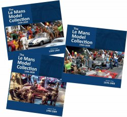 THE LE MANS MODEL COLLECTION 1949-2009 (3 VOL.)