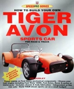 TIGER AVON SPORTS CARS FOR ROAD & TRACK