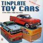 TINPLATE TOY CARS