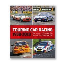 TOURING CAR RACING 1958-2018