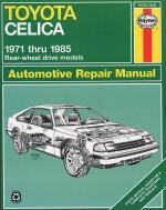 TOYOTA CELICA REAR-WHEEL DRIVE (92015)