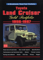 TOYOTA LAND CRUISER 1956-1987