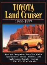 TOYOTA LAND CRUISER 1988-1997