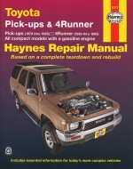 TOYOTA PICKUPS & 4-RUNNER (92075) (0656)
