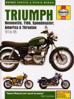 TRIUMPH BONNEVILLE, T100, SPEEDMASTER, AMERICA & THRUXTON '01 TO '05 (4364)