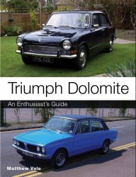 TRIUMPH DOLOMITE: AN ENTHUSIAST'S GUIDE