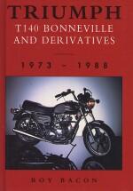 TRIUMPH T140 BONNEVILLE AND DERIVATIVES 1973-1988