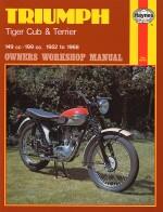 TRIUMPH TIGER CUB & TERRIER (414)
